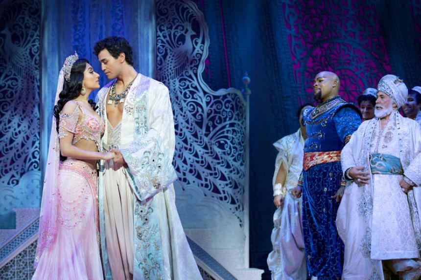 The Singapore run of the musical is produced by Disney Theatrical Productions, Australia, and is presented by Base Entertainment Asia.