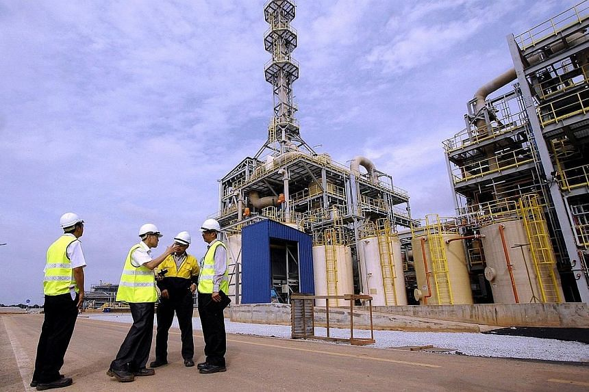 Australian rare earth mining company Lynas' refinery in Gebeng industrial town, in Malaysia's eastern Pahang state, was opened in 2012 despite loud criticisms and street marches by environmentalists and local residents.