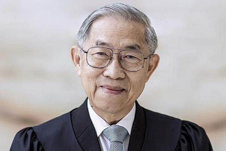 Justice Chao Hick Tin will take over as chairman of the Presidential Council for Religious Harmony from Mr Teo. Over 18 years, Mr J.Y. Pillay has advised three presidents. Mr Eddie Teo became a member of the council on Aug 15.