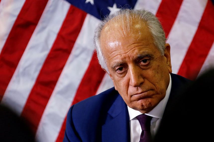 The three-day meeting in Abu Dhabi is at least the third time that US special peace envoy Zalmay Khalilzad (above) has met Taleban representatives as diplomatic efforts to end the 17-year war have intensified this year.
