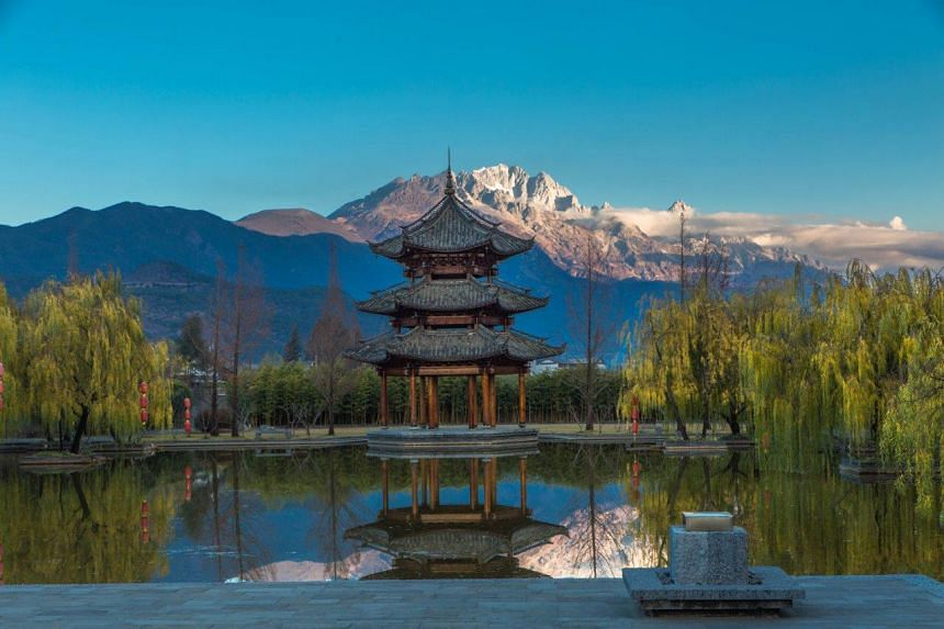 Banyan Tree Lijiang in China. Banyan Tree Group has signed 26 hotel agreements for its four brands, with 17 based in Chinese provinces.