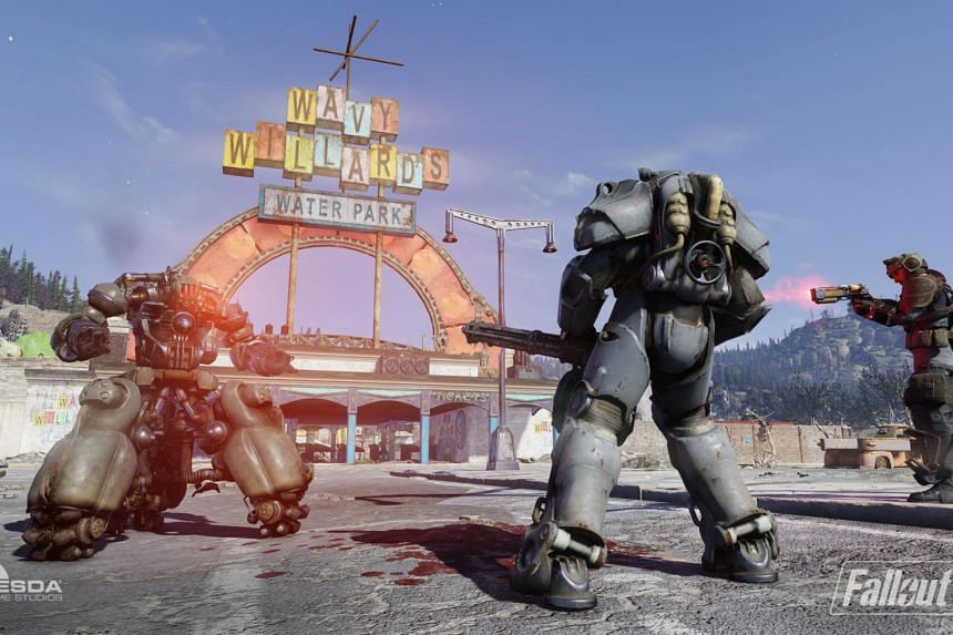 Fallout 76 was plagued by server issues and bugs such as graphical glitches and un-finishable quests at launch, though initial bugs have been resolved.