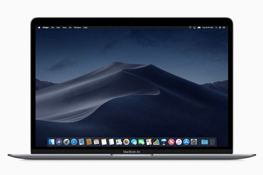 For the first time since its inception, the MacBook Air has a high-resolution display of 2,560 x 1,600 pixels.