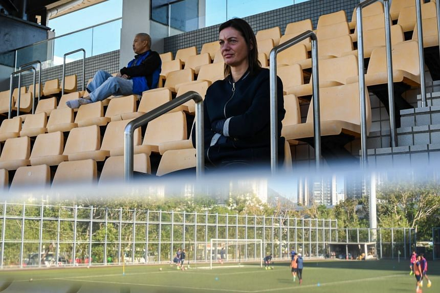 "France women's football team coach Corinne Diacre said media coverage of women's football, including stepped-up live broadcasts of France's top league, had ""developed enormously"" ahead of the World Cup."