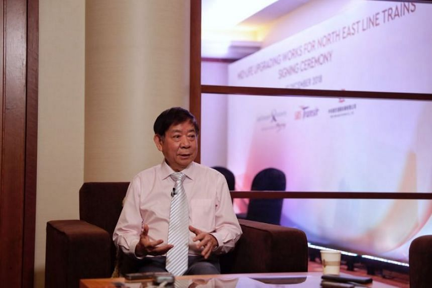 """Transport Minister Khaw Boon Wan said he hopes that """"good sense will prevail"""" and for the dispute, which came to light about two weeks ago, to be managed in a """"peaceful, calm and professional"""" manner."""
