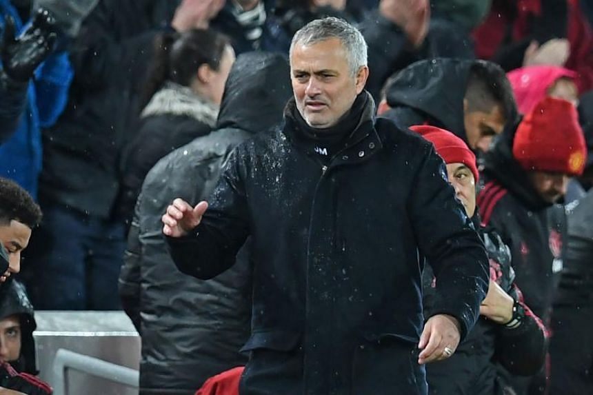"""Jose Mourinho has seemed less than happy since the build-up to the season, when he described preparations as """"very bad"""" because many of his senior players were resting after the World Cup."""