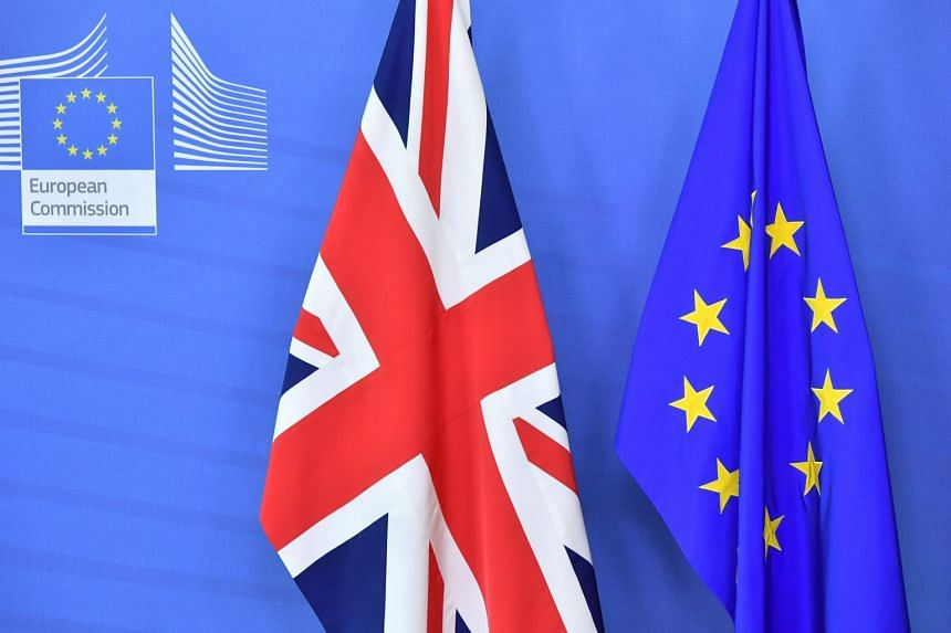 The Brexit process is currently deadlocked with just over 100 days until Britain is due to leave the EU.