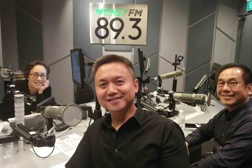 This Money FM podcast centres around the 15 Shorts film project. Jeffrey Tan (centre) and Daniel Yun (right) speak with Claressa Monteiro.