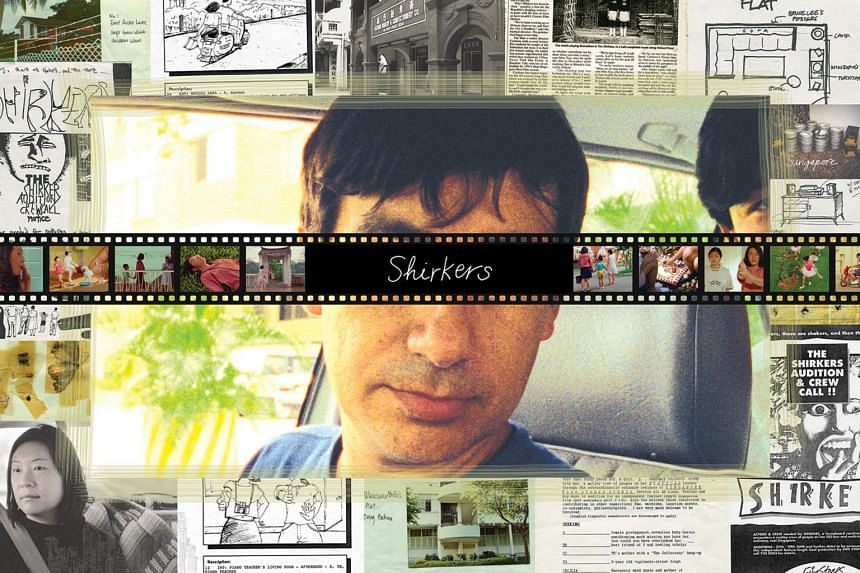 Movie still from the documentary Shirkers directed by Sandi Tan.