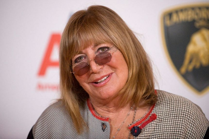 Penny Marshall attending an event in Los Angeles in 2009.