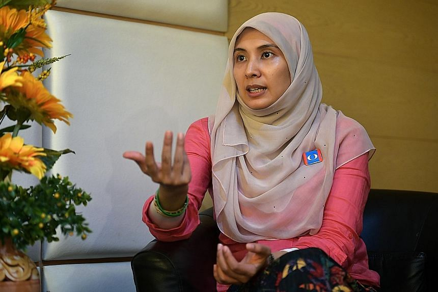 Ms Nurul Izzah said her parents were aware that she was planning to quit as party vice-president and it was not an overnight decision.