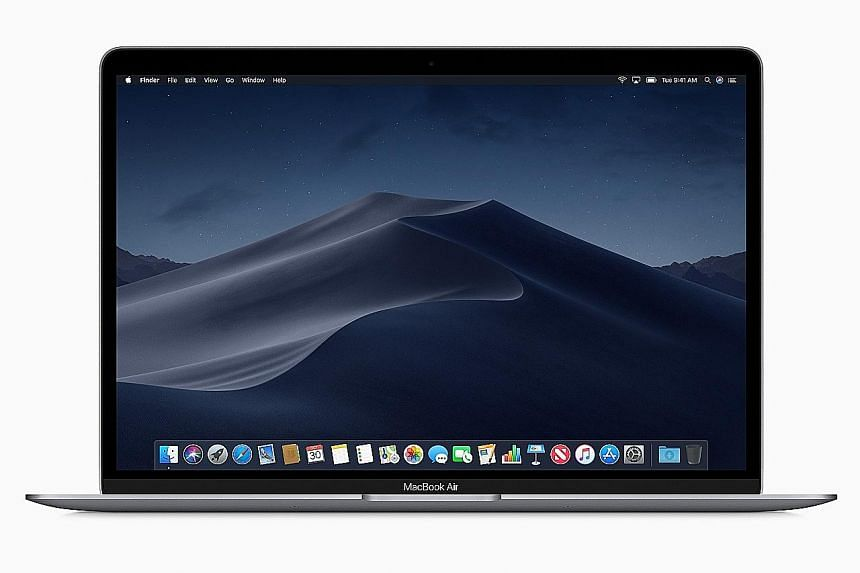 The new MacBook Air looks the same as the old model, but is very different.
