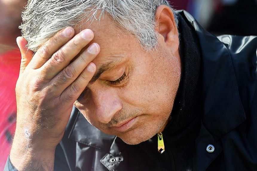 """The seeds of the inevitable divorce between the self-confessed """"Special One"""" Jose Mourinho and Manchester United had been sowed as early as pre-season when he blamed the board for a lack of backing in the transfer market, before falling out with seve"""