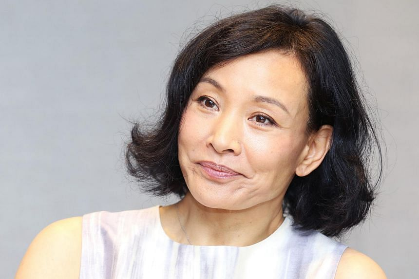 """Joan Chen is concerned about the crumbling goodwill between China and the United States, and describes the current situation as """"dismal""""."""