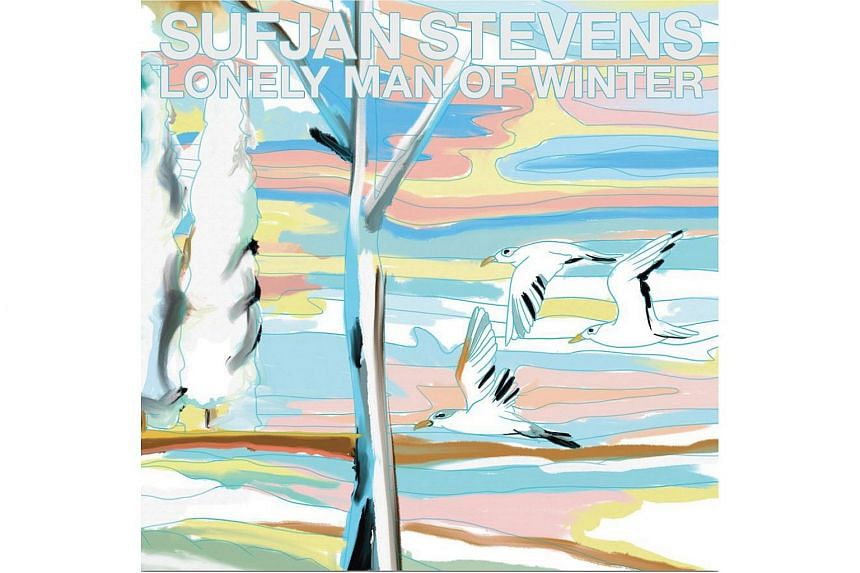 Lonely Man Of Winter, initially recorded in 2007, it was given away to Alec Duffy, the winner of a marketing contest to promote Stevens' Songs For Christmas box-set.