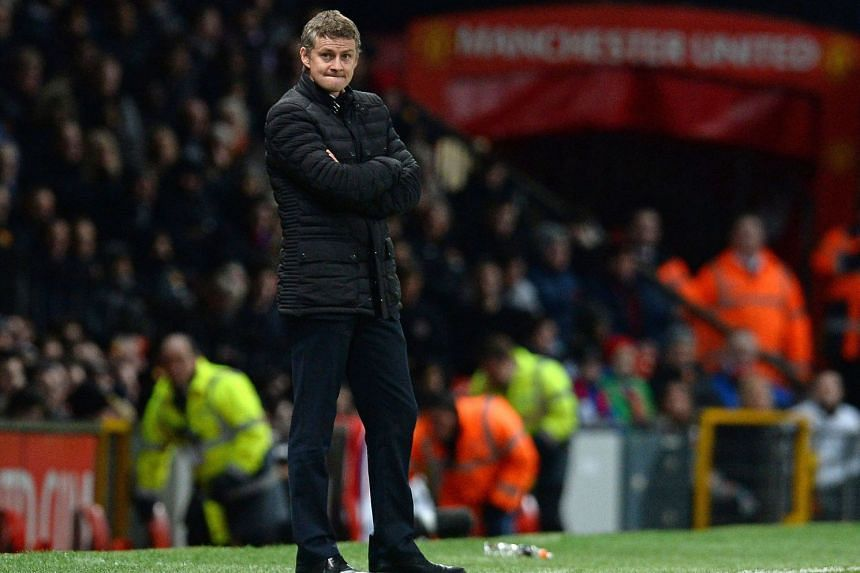Ole Gunnar Solskjaer named Manchester United caretaker manager
