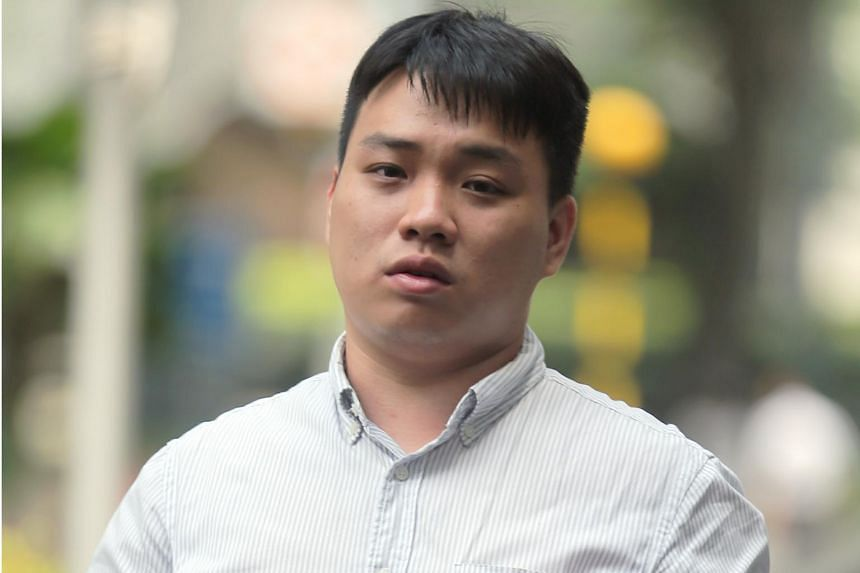 Royce Phua Tai Da duped his junior into using a police computer system to perform an unauthorised screening on a man as a favour for a friend.