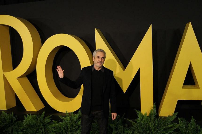 Director Alfonso Cuaron will attend a screening of Roma organised by Netflix and the Singapore Film Society at Filmgarde Bugis+, along with 300 invited guests.