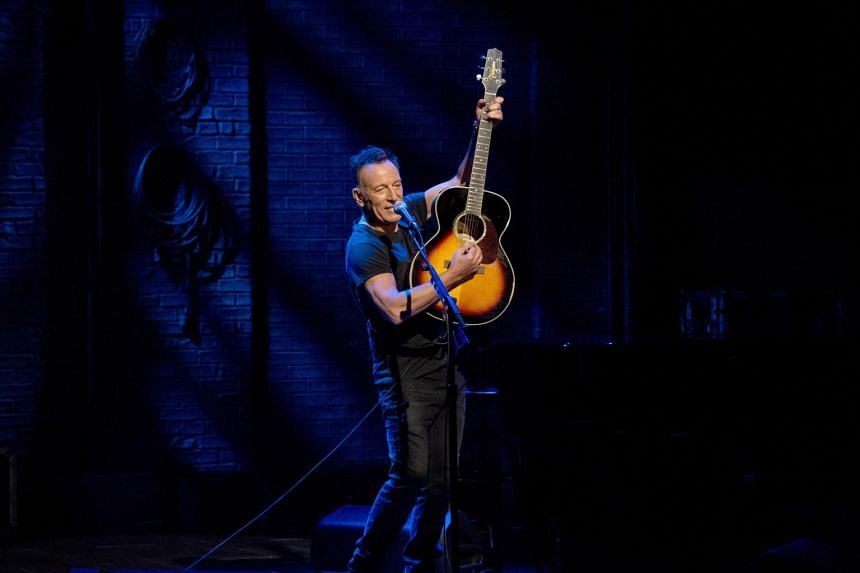 The soundtrack to a concert film now showing on Netflix affirms Bruce Springsteen's reputation as a singular singer-songwriter, a captivating entertainer, and above all, an astute storyteller.