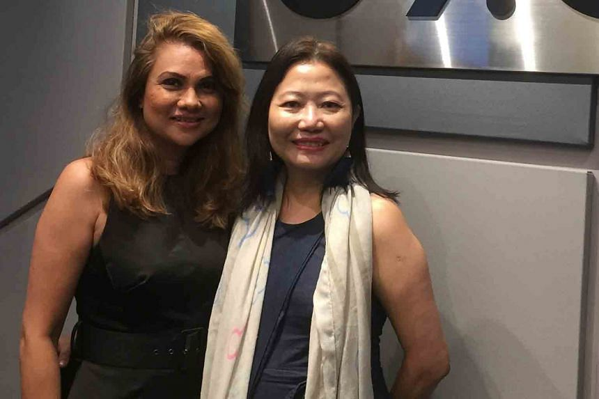 This Money FM podcast hosted by Michelle Martin, features Ms Christina Teo (right), the founder of an invitation-only network of C-suite females in the corporate world.