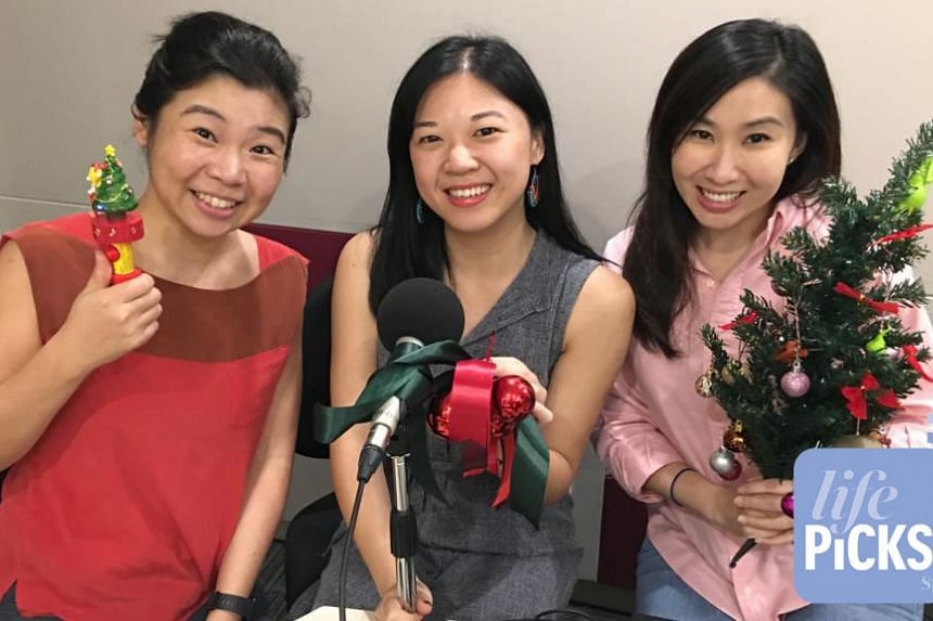 From left: Life Picks podcast host Melissa Sim is joined by ST journalists Yip Wai Yee and Rebecca Lynne Tan as they give you the best lifestyle tips this week.