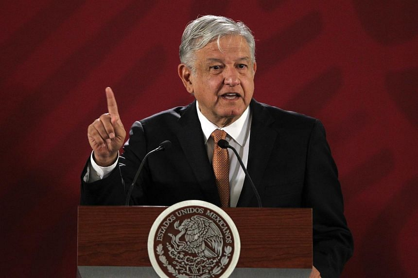 The United States promised to back new Mexican President Andres Manuel Lopez Obrador's push for development in Central America.