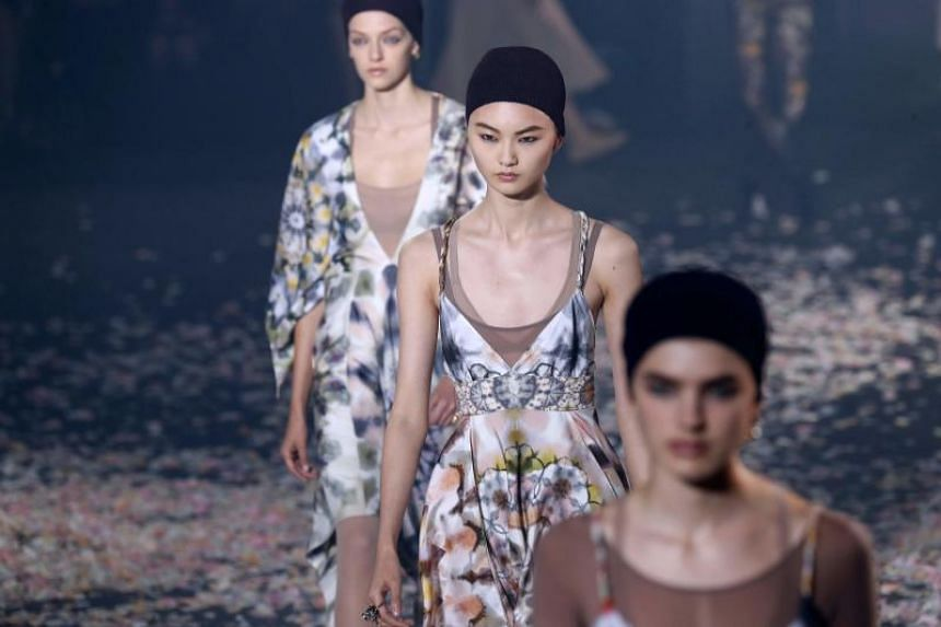 From bright tie dye to structured jumpsuits, these fashion trends will make their way from the runway to stores next year.