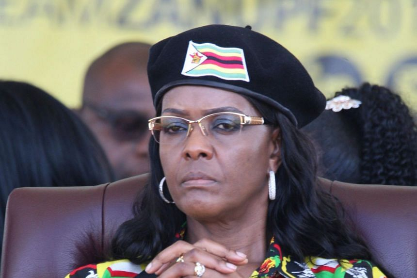 South African police have issued an arrest warrant for Grace Mugabe, wife of former Zimbabwean president Robert Mugabe.