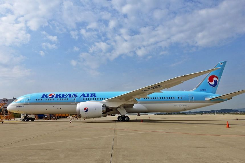 Korean Air was ordered on Dec 19, 2018, to pay 20 million won to a flight attendant who was kicked off an airplane for serving macadamia nuts in a bag instead of a bowl.