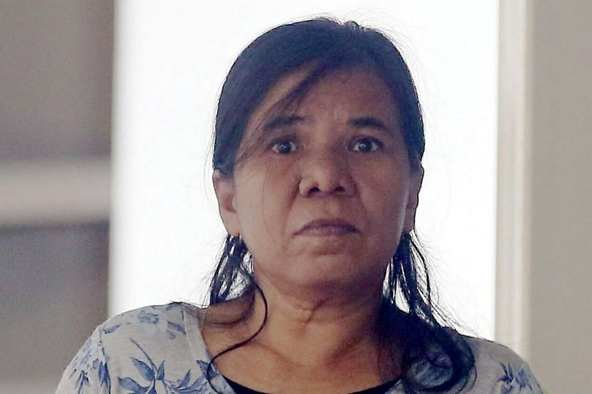 Rapiah Sari, 49, was fined $2,200 on Dec 19, 2018, after she pleaded guilty to causing hurt by riding her e-scooter in a negligent manner on Nov 3, 2017.