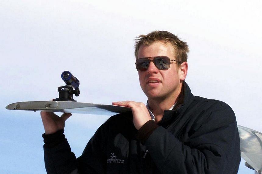 The crash claimed the lives of the pilot Nick Wallis, and two other conservation department workers.