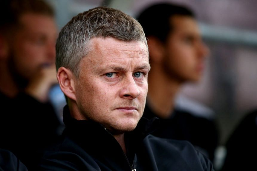 Solskjaer (above) wants to return a feel-good factor to their under-performing squad.
