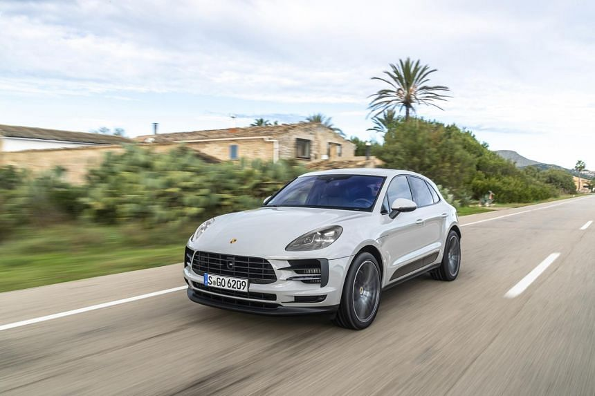 Responsible for the enhanced dynamics of the new Macan S are the bigger wheels and tyres, as well as the lighter and stronger suspension components.
