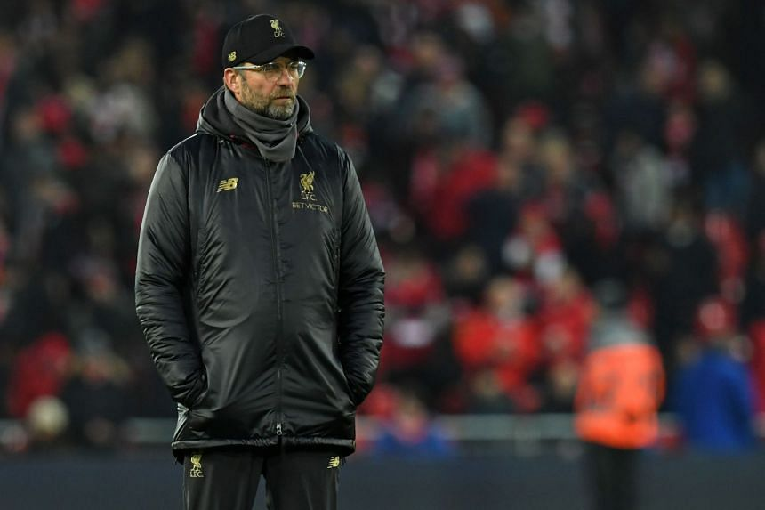 We have to be consistent, said Liverpool manager Jurgen Klopp.