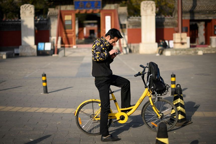 Ofo has become something of a cautionary tale about the rapid debt-fuelled boom and burst of new technology enterprises in the country.