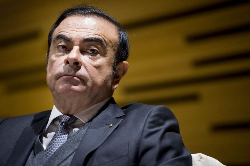 Prosecutors re-arrest Carlos Ghosn on new allegations