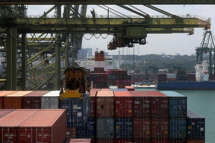 Under the joint venture, PSA and Ocean Network Express will operate four mega container berths at Pasir Panjang Terminal from the first half of next year, with a combined handling capacity of four million TEUs.
