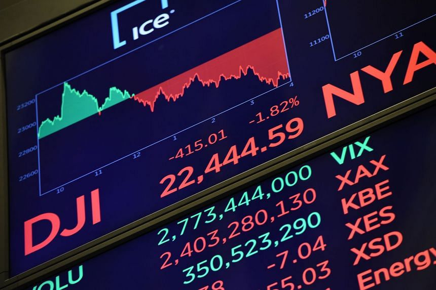 The major US stocks indexes accelerated declines in the last hour of trading after White House trade adviser Peter Navarro said the US and China might not reach a trade deal at the close of a 90-day negotiating window.