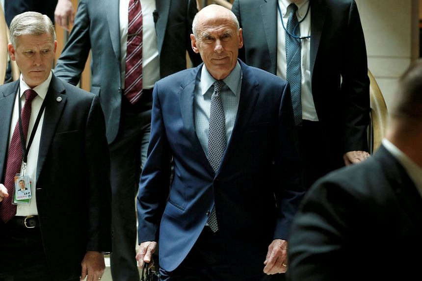 US Director of National Intelligence Dan Coats said that the intelligence community did not assess the impact of the foreign influence efforts on the election results.
