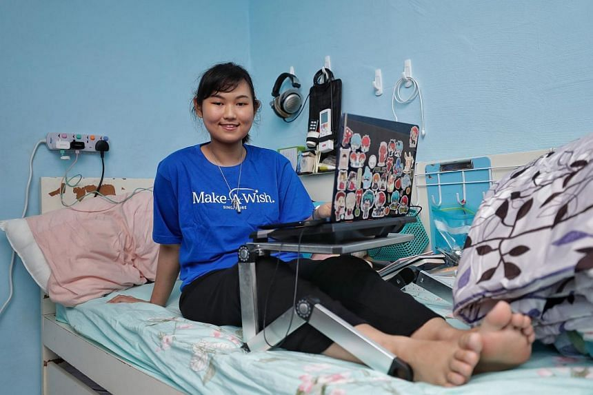 Nicole Lim was diagnosed at the age of 13 with a rare melange of three diseases: autoimmune hepatitis, primary sclerosing cholangitis and ulcerative colitis.