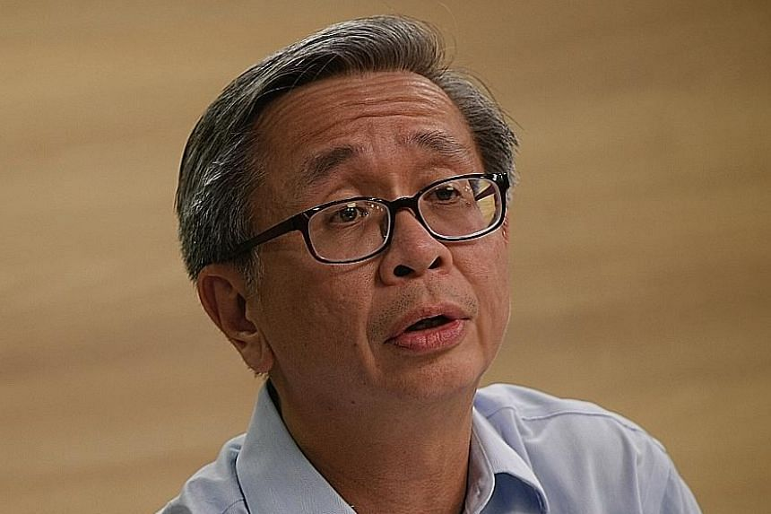 Mr David Koh's appointment in August came with the enactment of Singapore's Cybersecurity Act.
