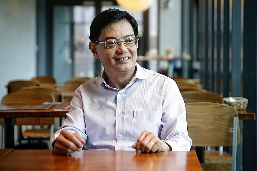 Mr Heng Swee Keat is set to succeed PM Lee Hsien Loong as Singapore's fourth prime minister.