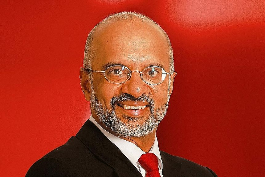 DBS Bank chief executive Piyush Gupta says the bank wants to become seamless in customers' lives.