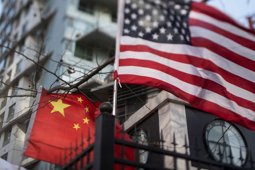 China's Ministry of Commerce said the country held a vice-ministerial level call with the US on Dec 21, 2018.