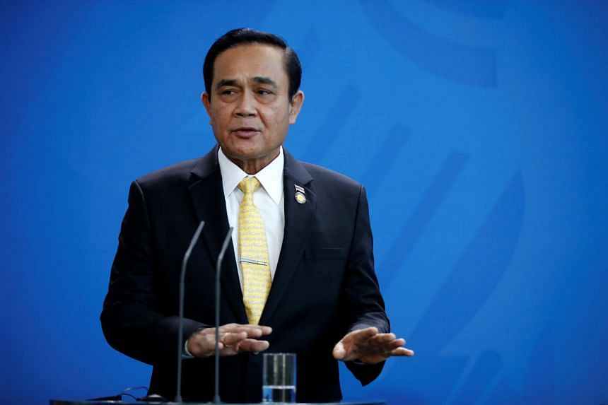 The Palang Pracharat party, which has ties to the Thai junta led by PM Prayut Chan-O-Cha, began campaigning in Chiang Mai after a ban on political campaigning was lifted.
