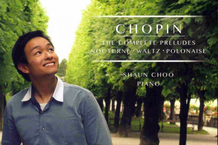 CHOPIN THE COMPLETE PRELUDES.