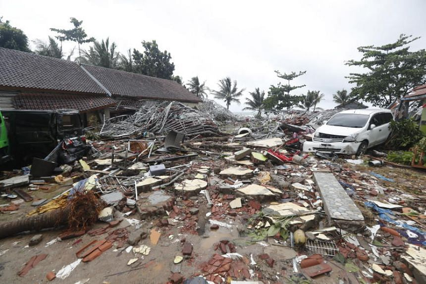 `Volcano tsunami` hits Indonesia, at least 20 killed, 165 wounded