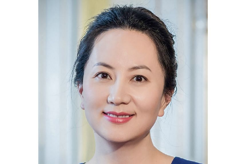 There is no official link between China's detention of Canadians Michael Kovrig and Michael Spavor, after Canada arrested Huawei Technologies' chief financial officer Meng Wanzhou (above) at the request of the US, but suspicions are mounting.