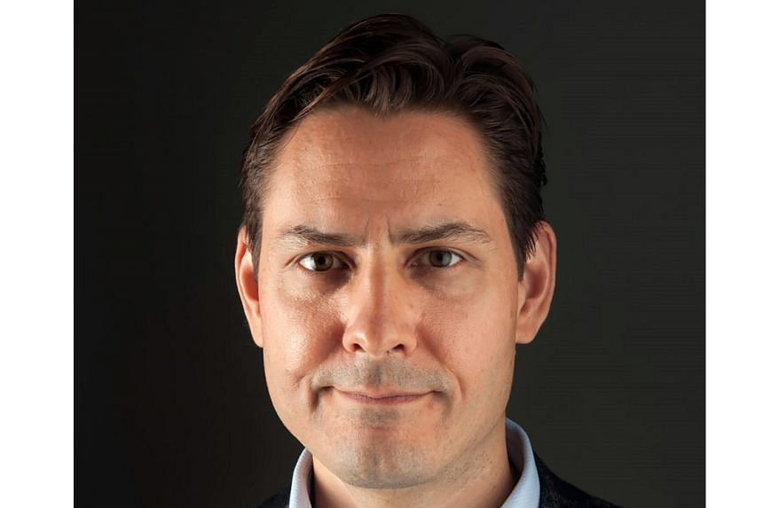 There is no official link between China's detention of Canadians Michael Kovrig (above) and Michael Spavor, after Canada arrested Huawei Technologies' chief financial officer Meng Wanzhou at the request of the US, but suspicions are mounting.