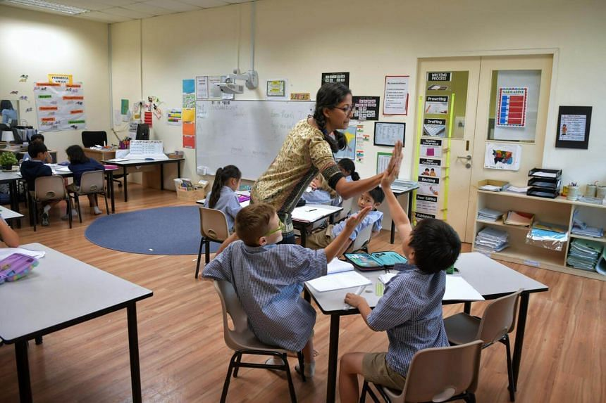 Fees at Middleton International School are capped at $18,000 a year, compared with $40,000 to $50,000 at popular international schools.